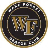 WFU Deacon Club Logo
