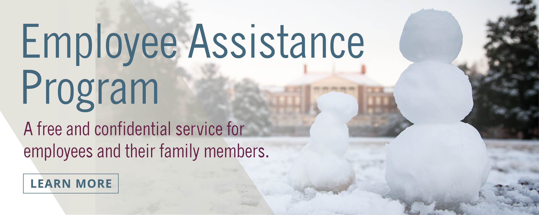 Employee Assistance Program Web Banner