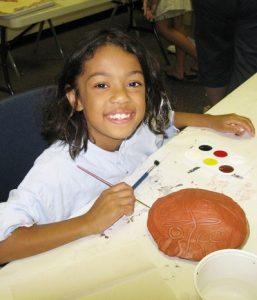 Kid Painting