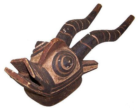 Antelope Mask