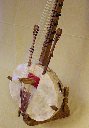 Resonance Kora Instrument