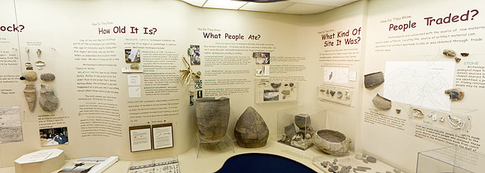 Museum Display and Artifacts