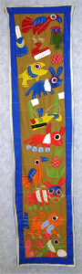 african-colorful-animal-panel