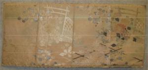 brocde tapestry