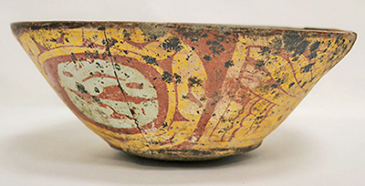 West Mexican Shaft Tomb Bowl