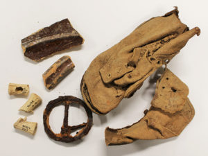Bethabara archaeological artifacts