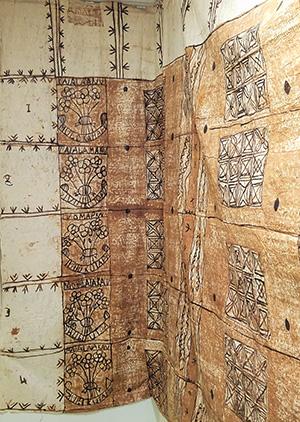 Tongan Barkcloth