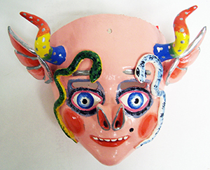 Carnival Mask Workshop