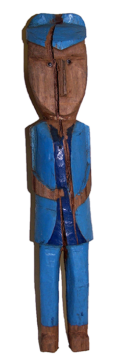 Kuna healing doll