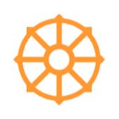 Buddhism Dharma Wheel