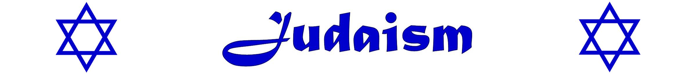 Judaism Title
