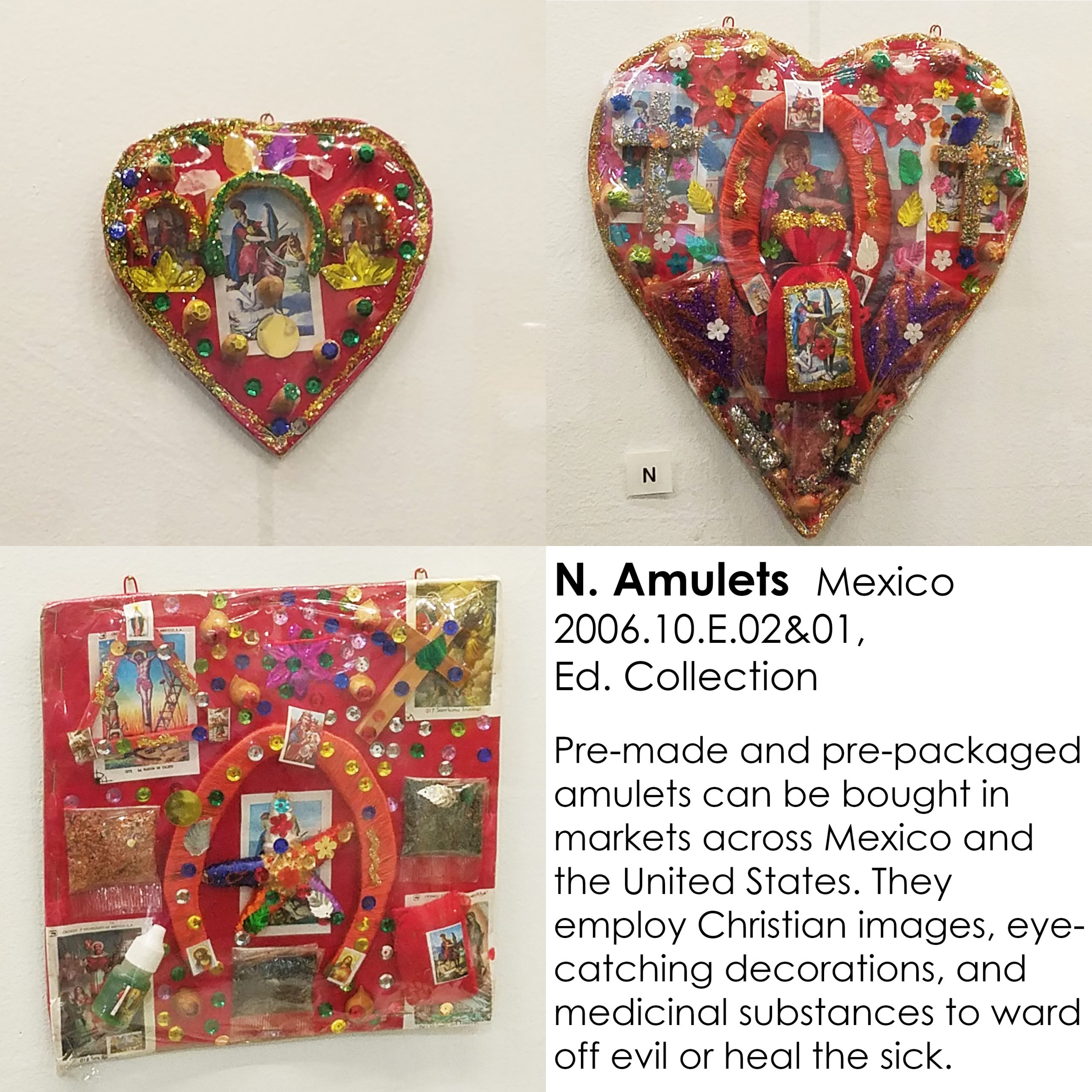 Mexican amulets