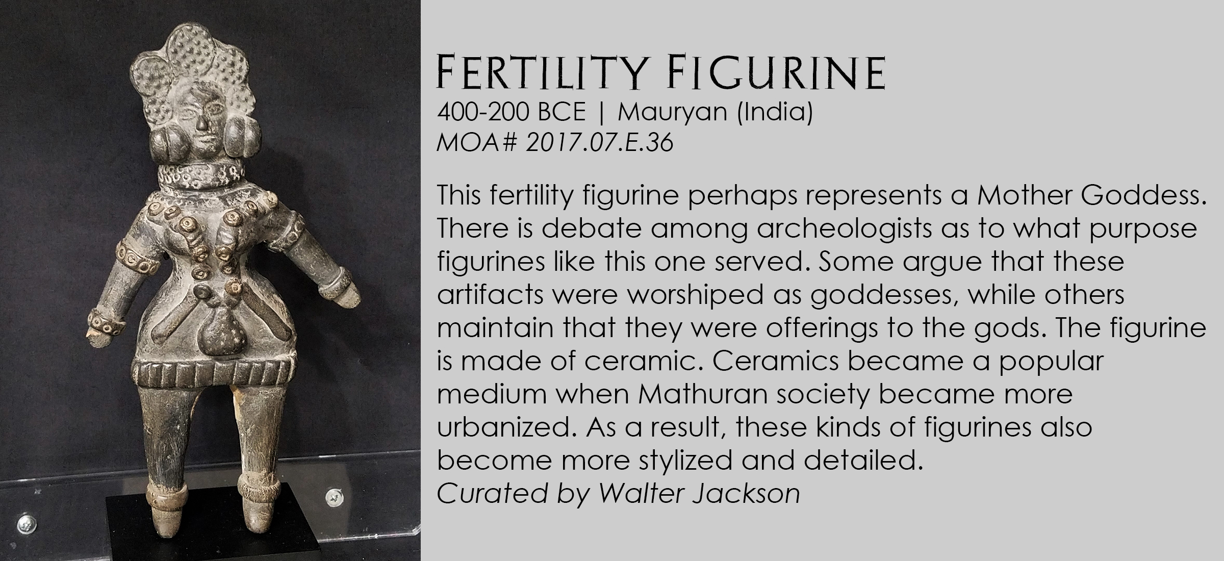 Indian Fertility Figure