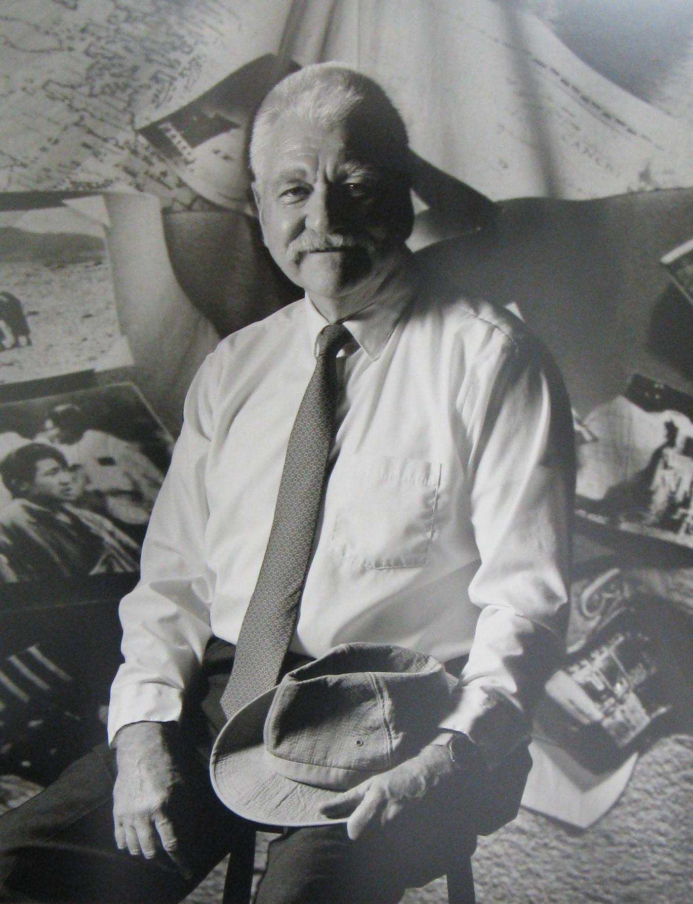 MOA founder Dr. E. Pendleton Banks