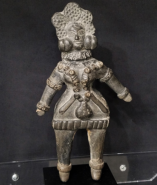 Mauryan Goddess figure