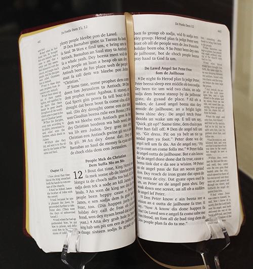 Gullah Bible