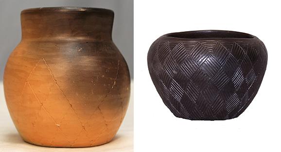 Cherokee pots