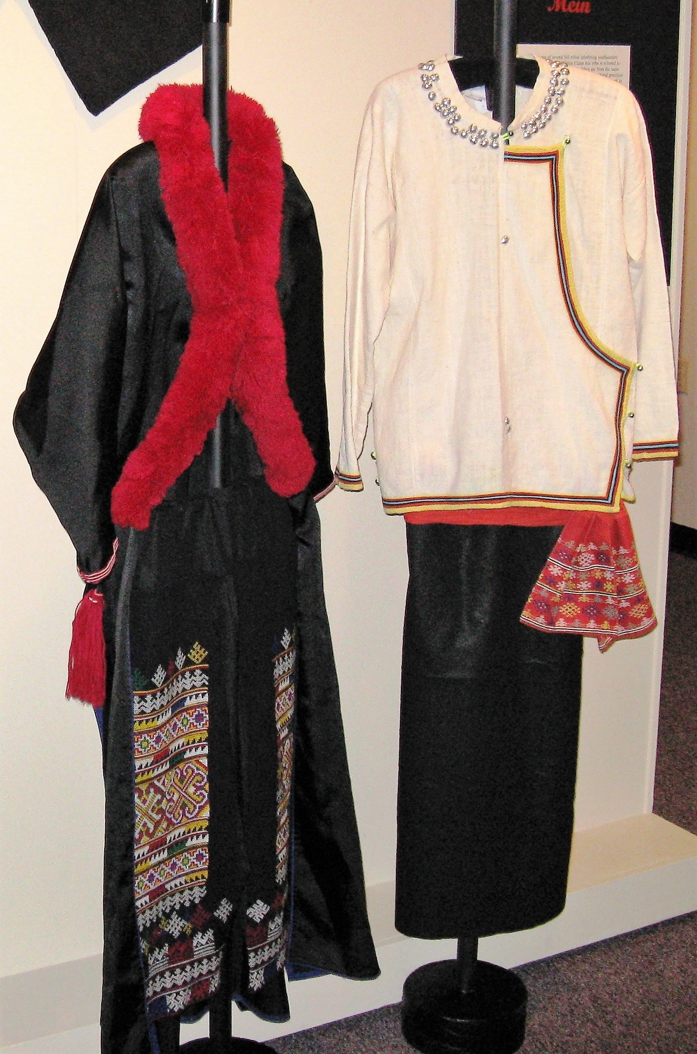 Mein wedding outfits