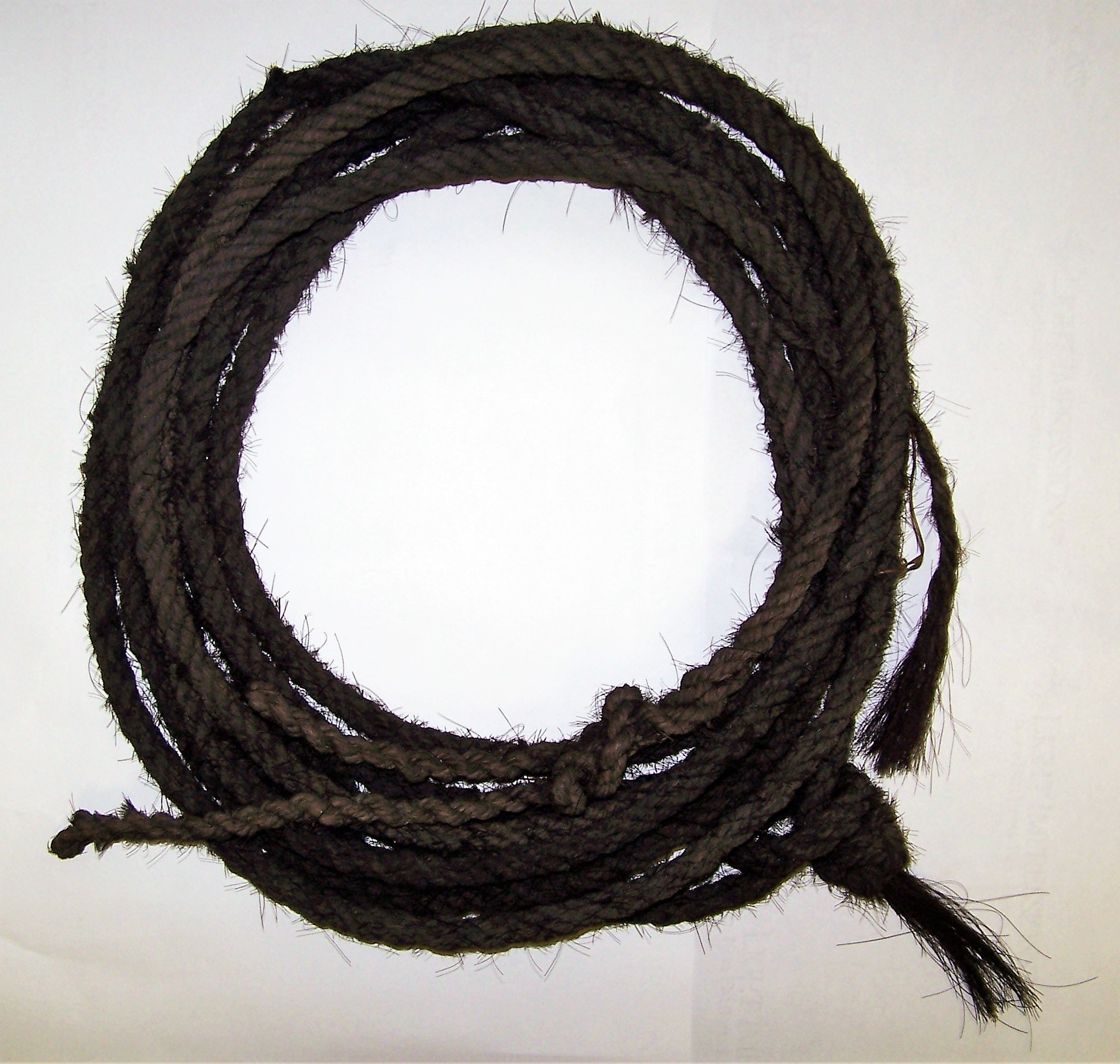 Native American ropes
