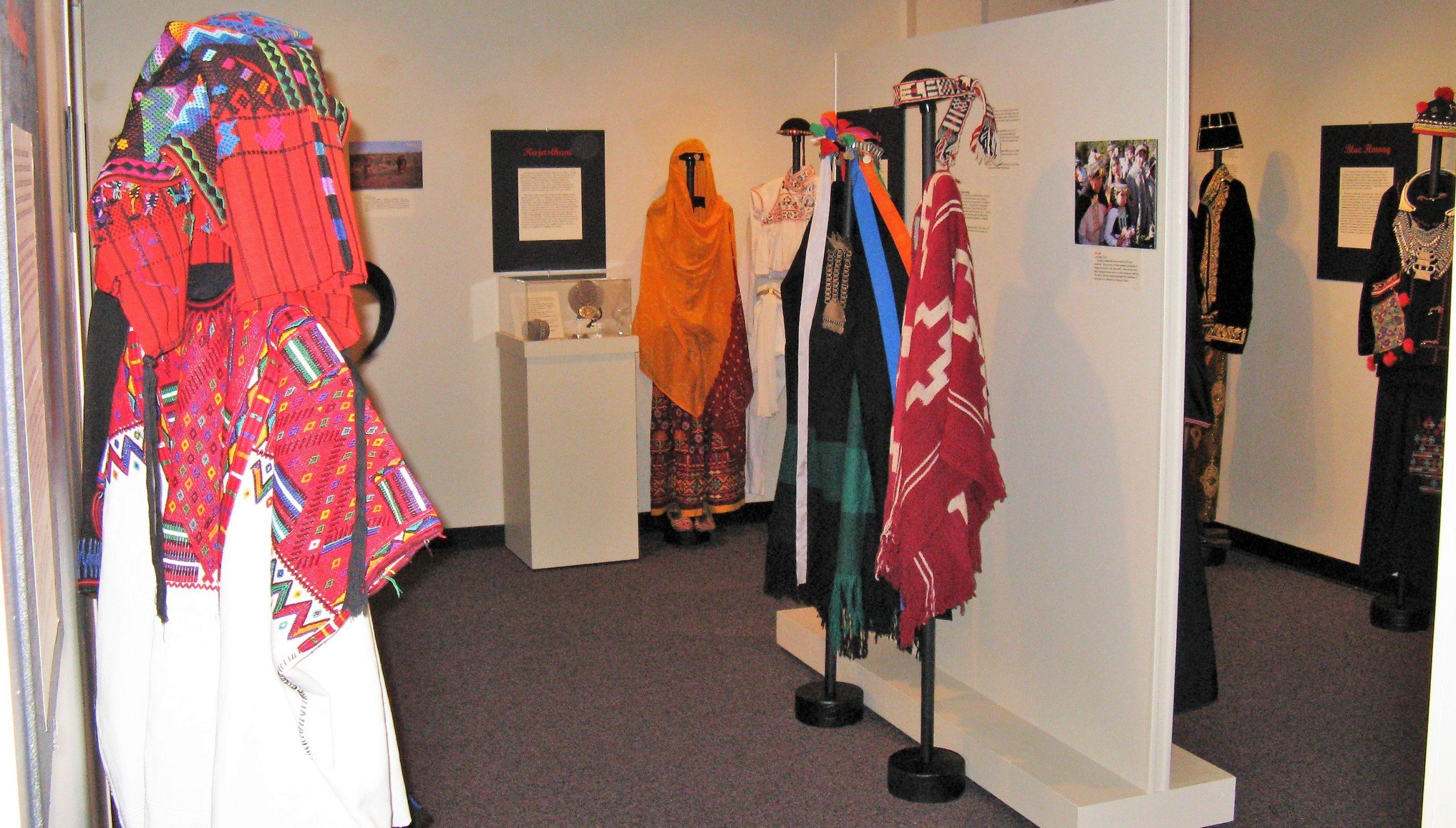 Ties that Bind exhibit