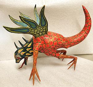 Dragon aleibrije