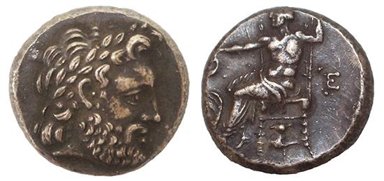 Greek Didrachm