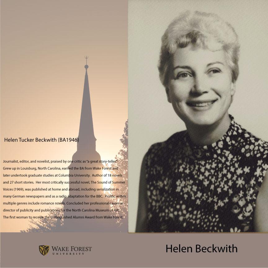 Helen Beckwith