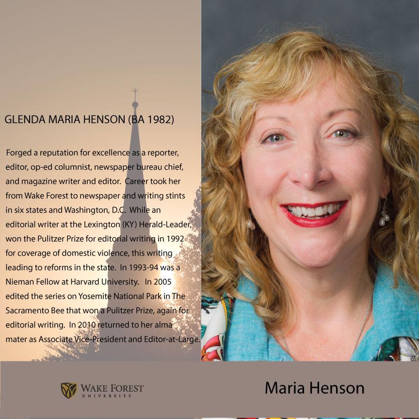 Maria Henson