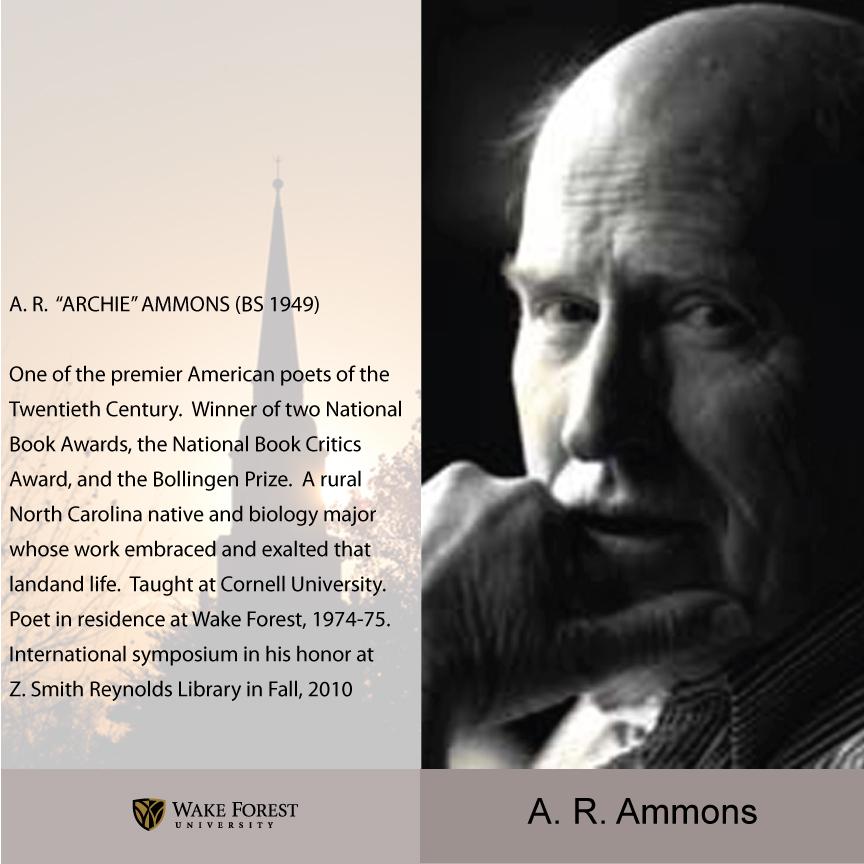 A. R. Ammons