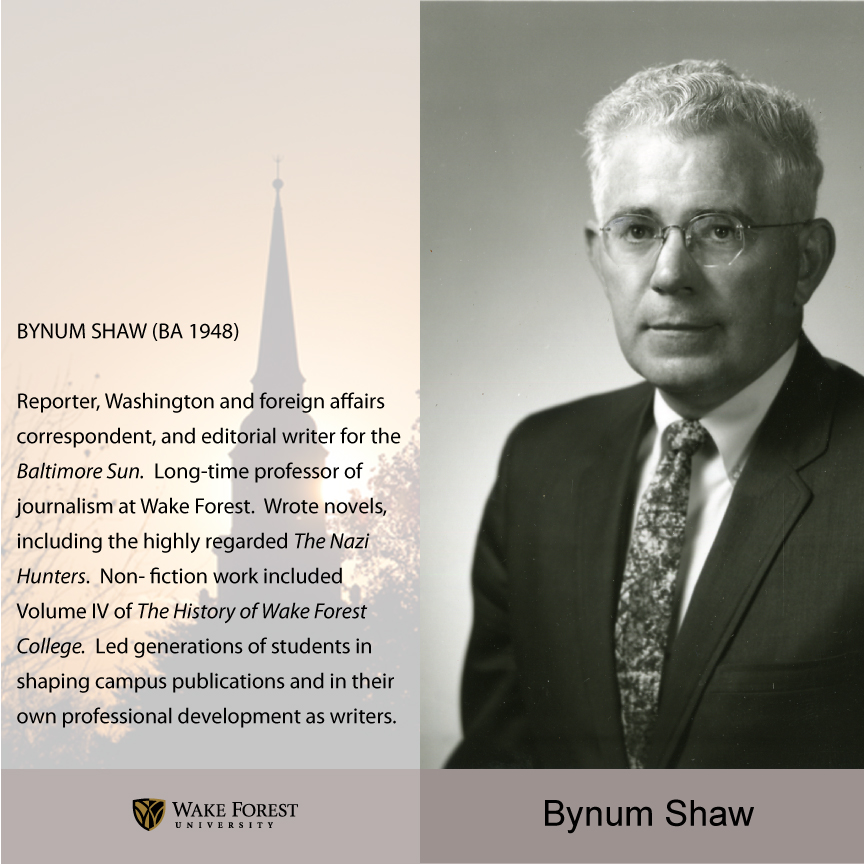 Bynam Shaw