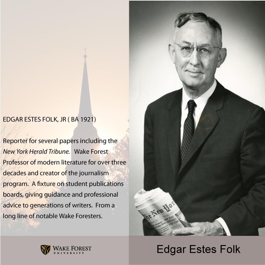 Edgar Estes Folk