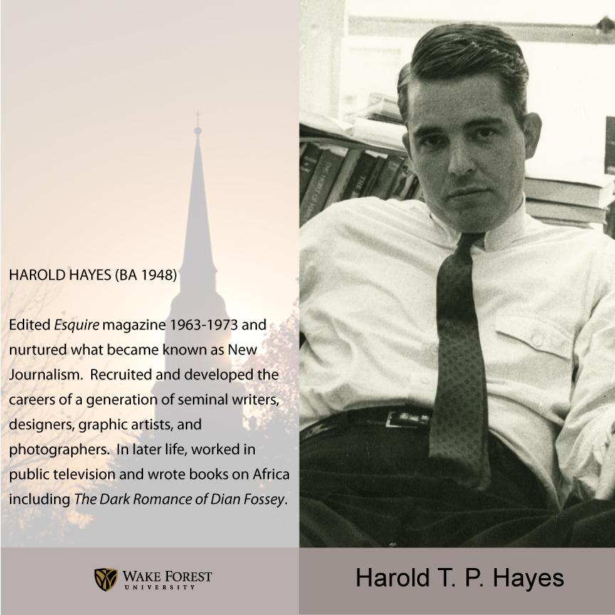 Harold T.P. Hayes