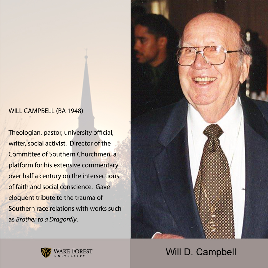 Will D. Campbell