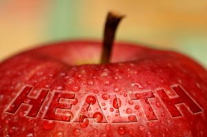 red_health_apple