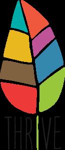 Thrive Leaf Graphic