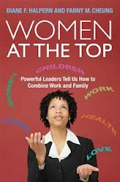 Women at the Top book