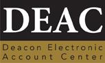 Deacon Electronic Account Center