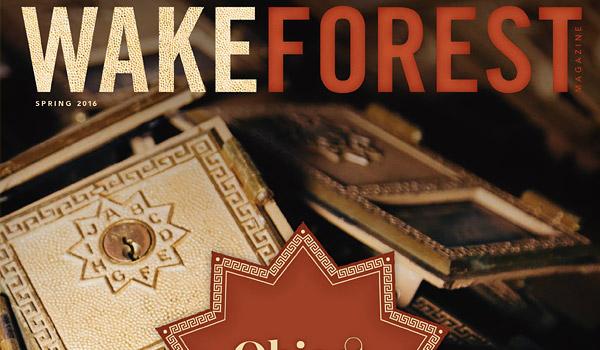 Wake Forest Magazine