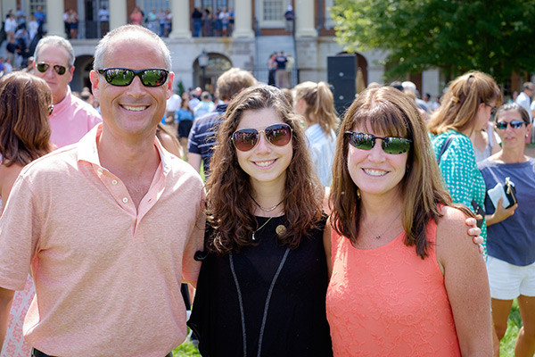 First-Year Families
