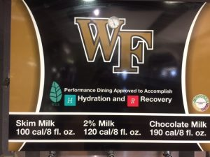 Hydration and recovery station