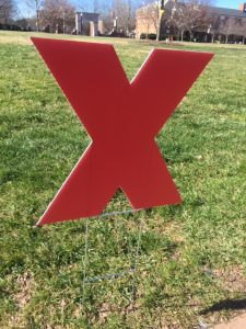 Viral marketing for the TEDxWakeForestU conference
