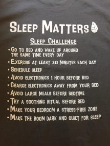 Sleepin Deacon Challenge rules