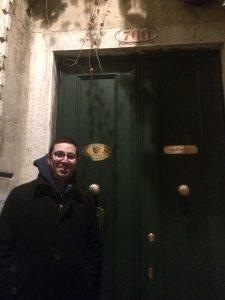Ethan Gaitz in Venice