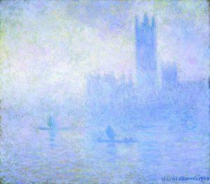 Monet Parliament series