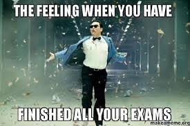 Finals meme. Gangnam Style