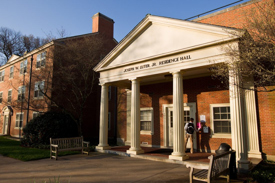 Luter Residence Hall
