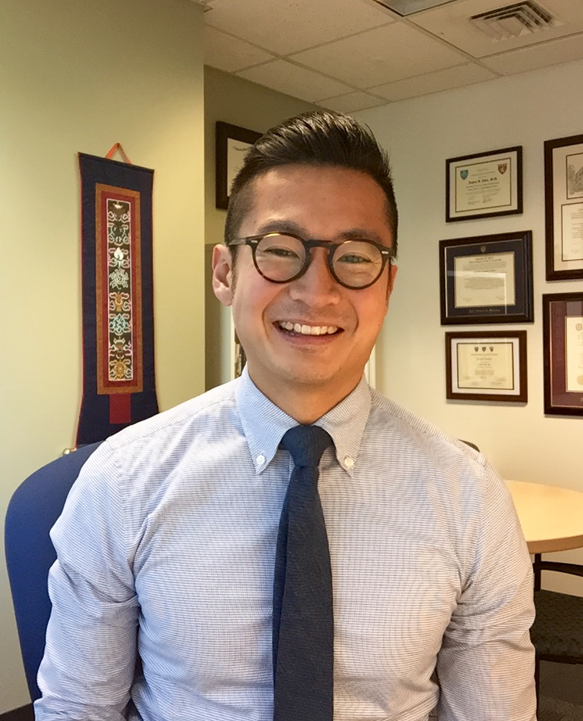 Justin A Chen, MD, MPH For Faculty and Staff Friday, November 17, 2017 10:00AM, ZSR 401