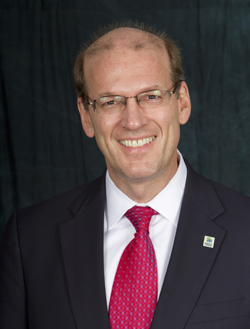 Jonathan T.M. Reckford, CEO of Habitat for Humanity International