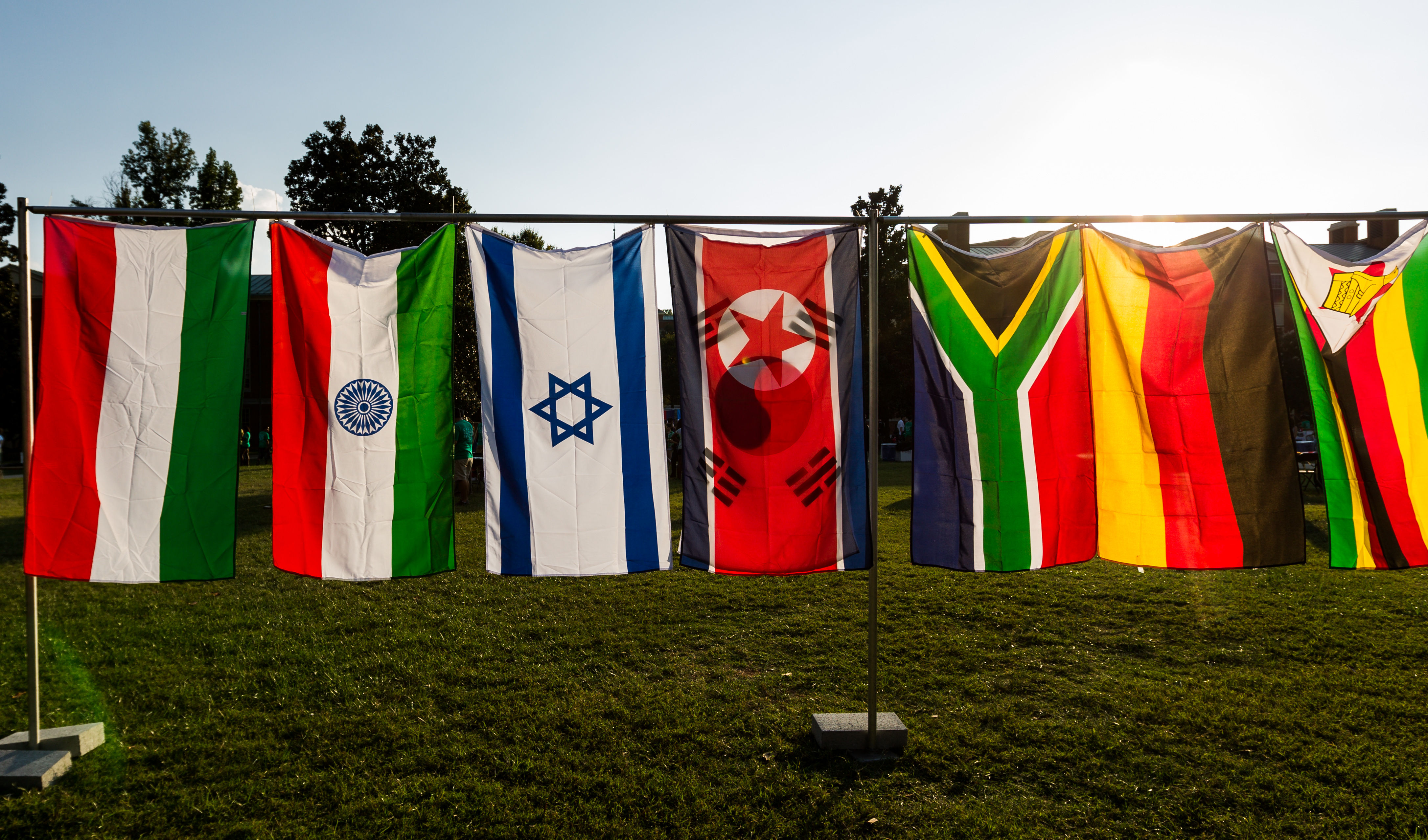 World Cultural Festival on Manchester Plaza