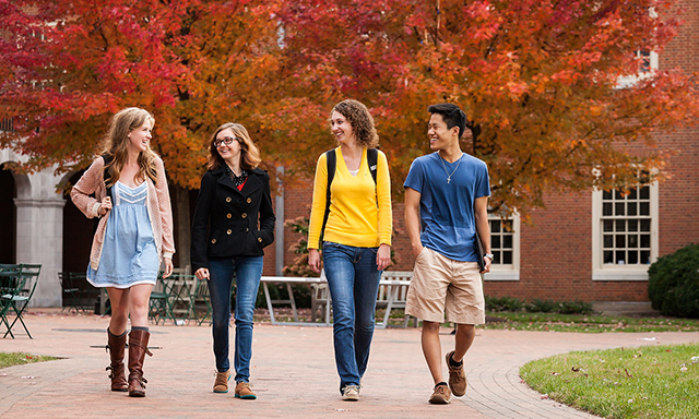 Wake Forest Stamps Scholars, Hearn Plaza
